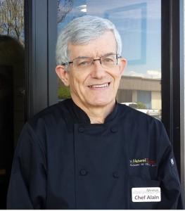 Chef Alain Nat Epic Portrait