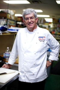 Chef Alain Braux at Peoples Pharmacy