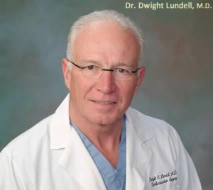 Dr. Dwight Lundell, M.D.