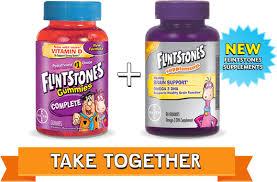 Flintstones Supplements